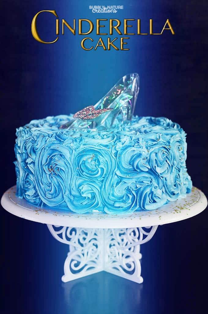 Disney Cinderella Cake Sprinkle Some Fun