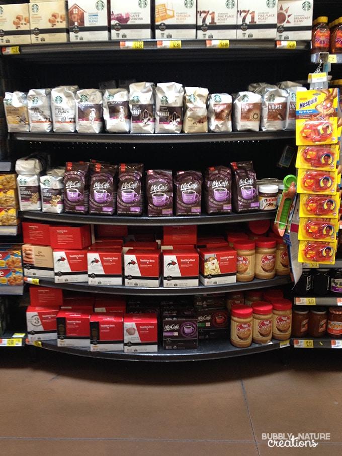 McCafe at Walmart