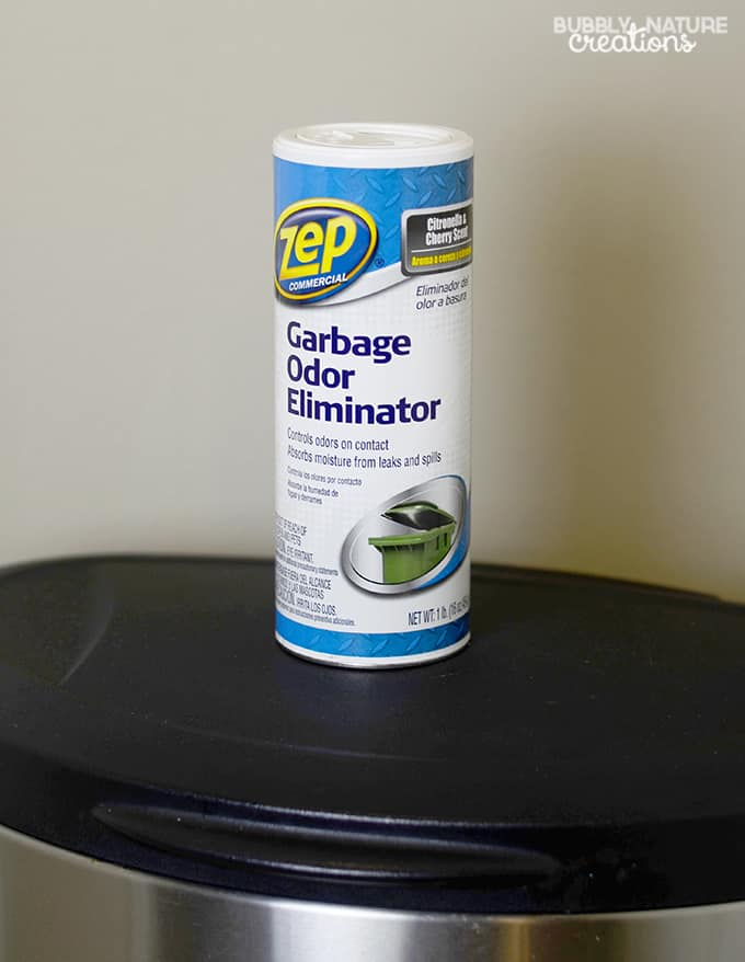 Zep Garbage Odor Eliminator #ZepSocialstars #ad