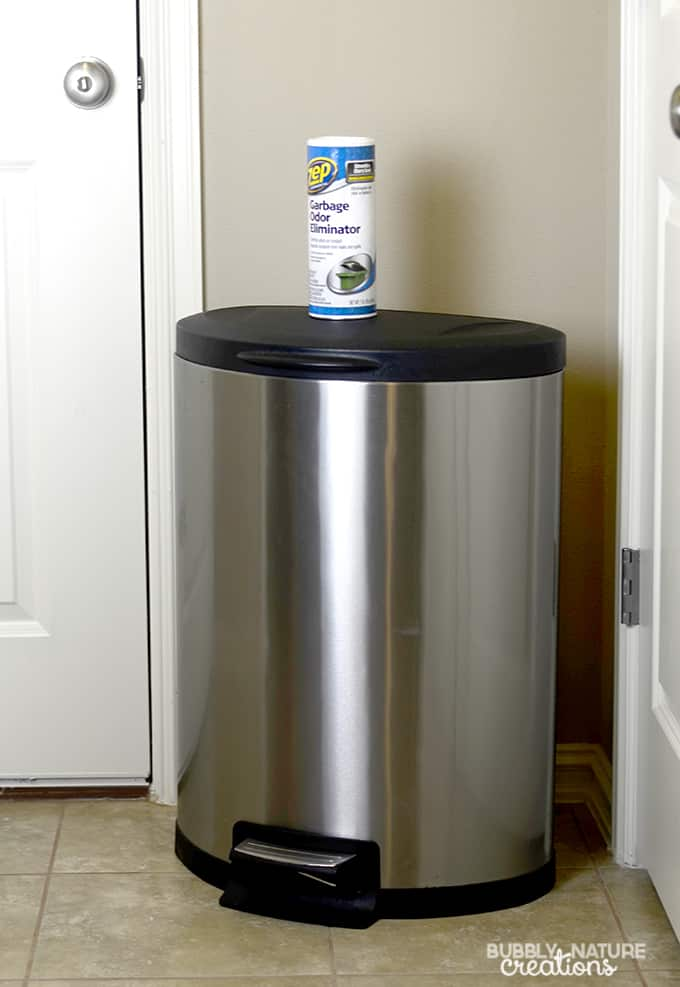 Zep Garbage Odor Remover #ZepSocialstars #ad