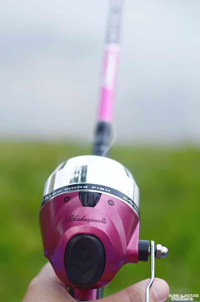 Fishing Pole for Women!