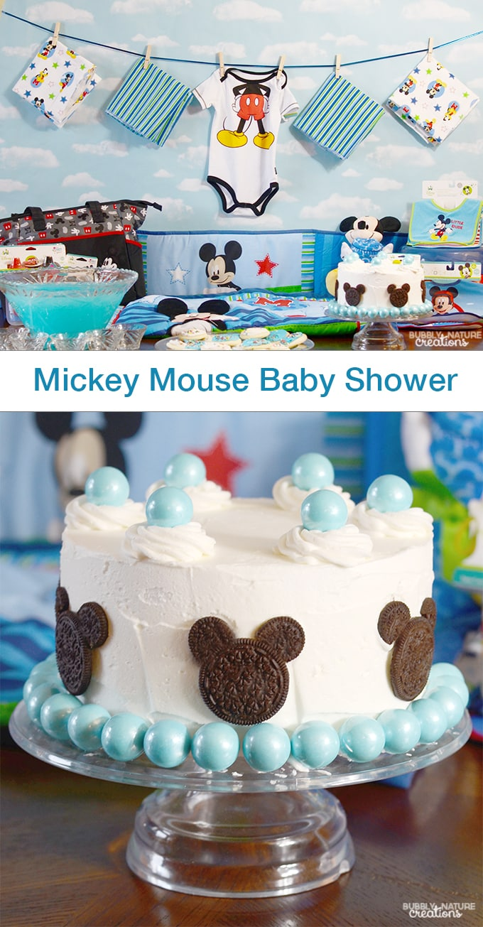 mickey mouse baby shower great ideas for the mickey mouse lover