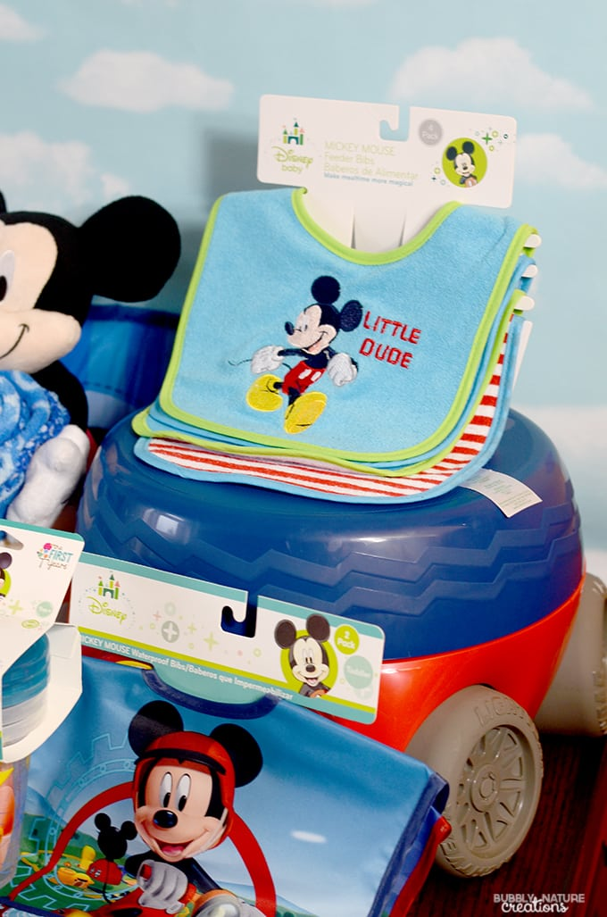 mickey mouse baby shower ideas and supplies