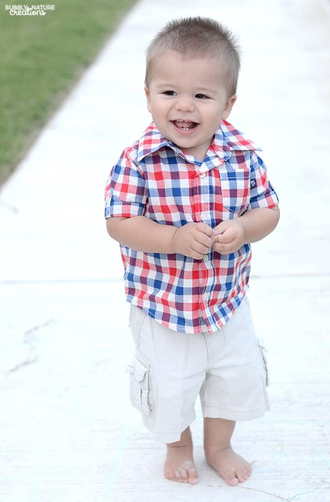 Osh Kosh B'Gosh! Summer Outfits