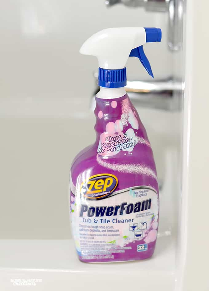 ZEP Power Foam Tub and Tile Cleaner