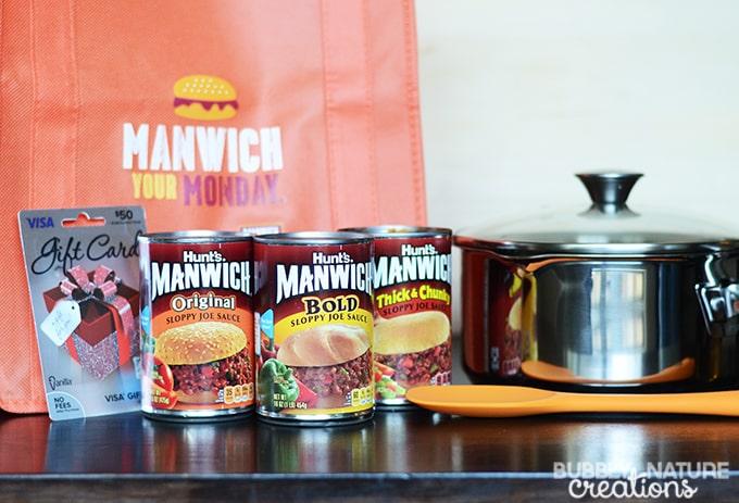Manwich Giveaway!