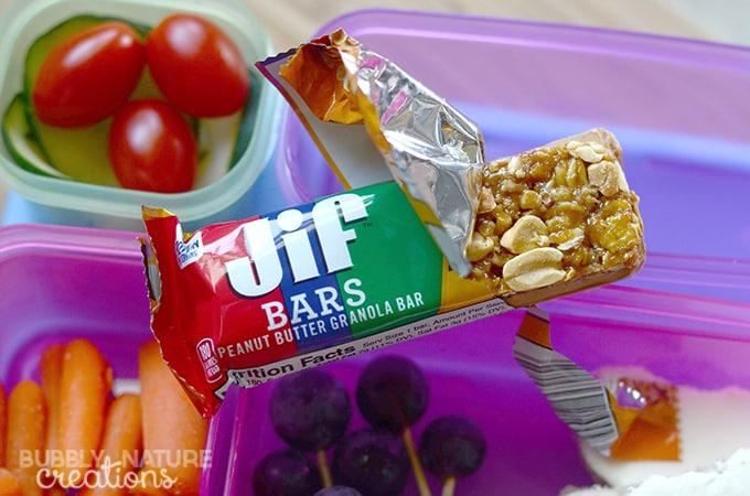 Jif Bars! Love these snacks.
