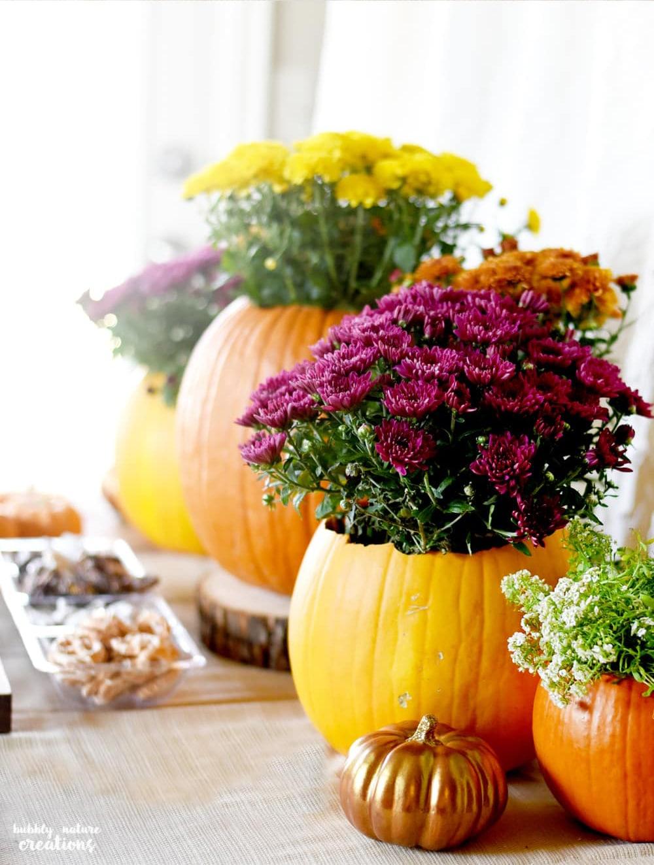 Fall Pumpkin Party