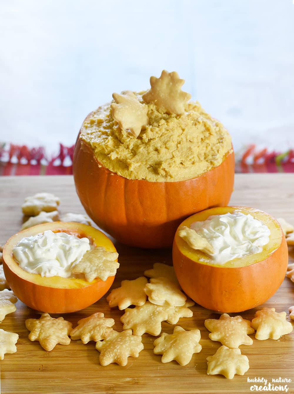 2 Ingredient Pumpkin Pie Dip!!! So easy and delicious for Thanksgiving or any Fall occasion.