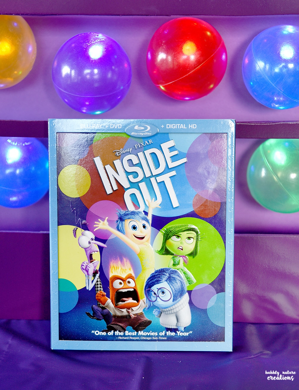 Inside Out Movie Night!