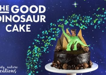 The Good Dinosaur Cake