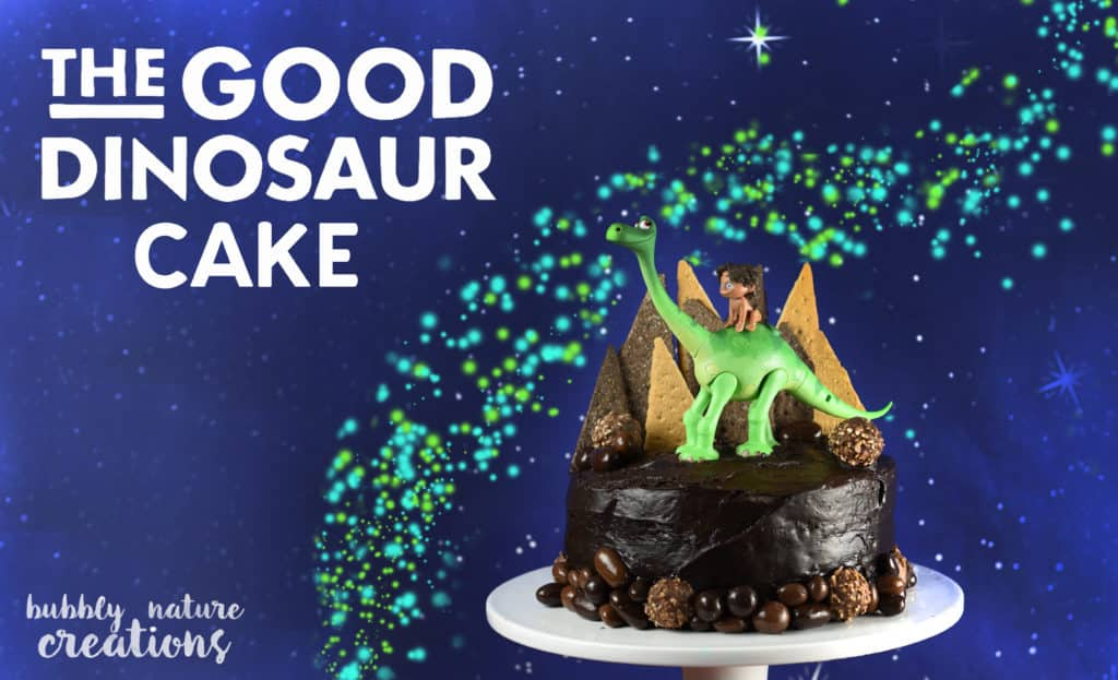 The Good Dinosaur Cake Youtube Photo
