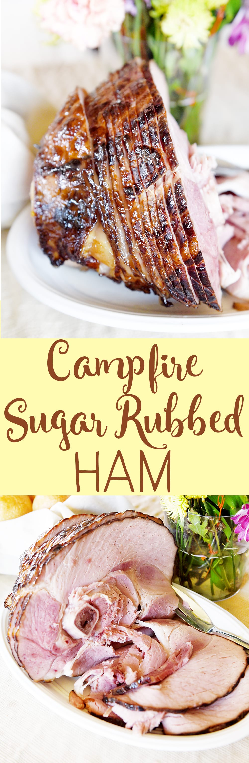 Campfire Sugar Rubbed Curemaster Reserve Ham delivered to your door