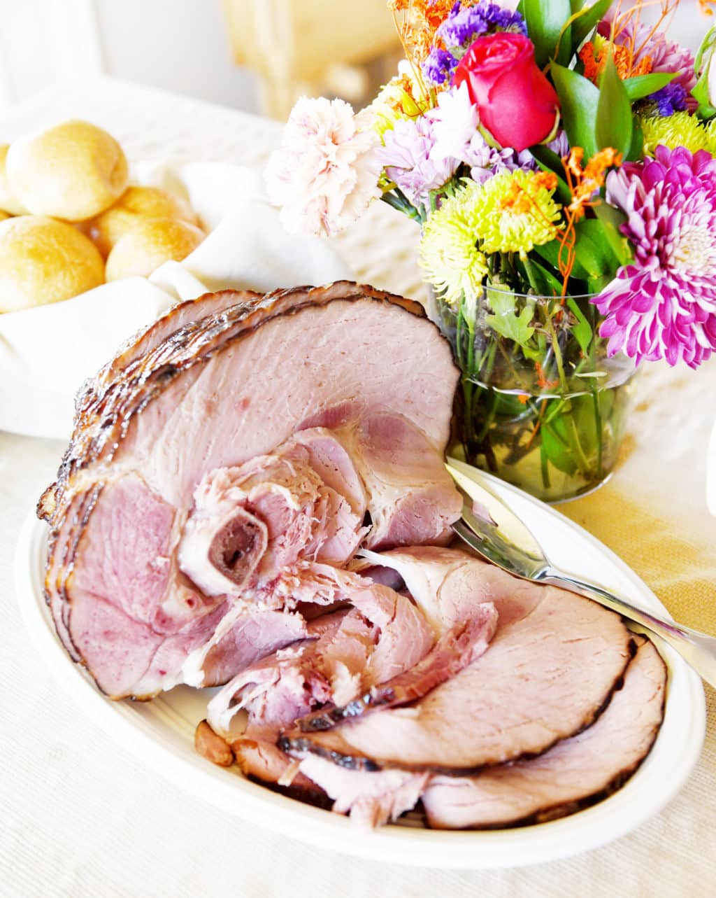 Campfire Sugar Rubbed Curemaster Reserve Ham delivered to your door for Easter.