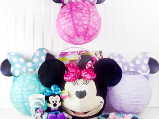 Minnie Mouse Easter Ideas