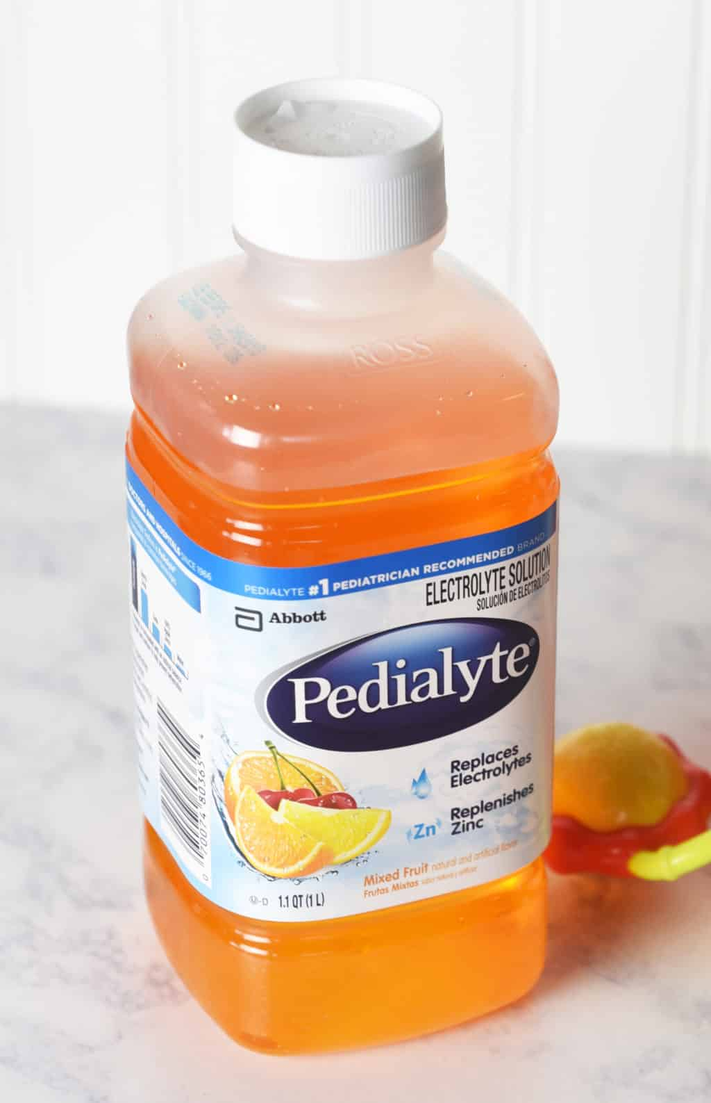Tips for Surviving the Stomach Flu with Pedialyte
