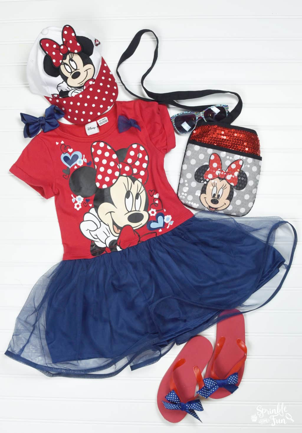 Fashionable Minnie Clothing for less.! Girls Minnie Outfits
