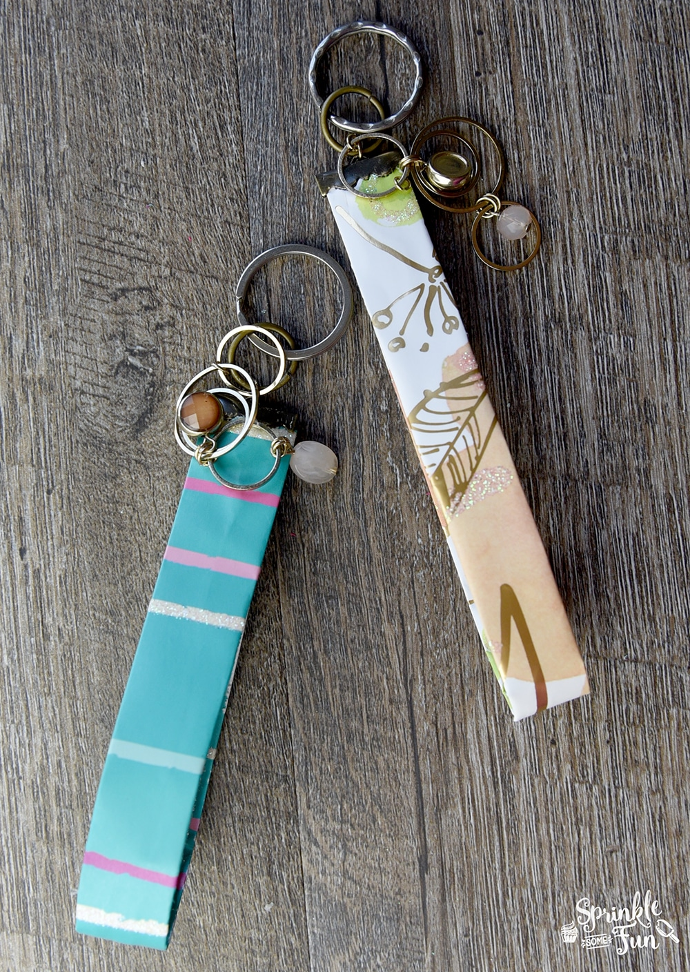 Key FOB from a gift bag!!!