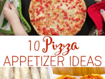 10 Pizza Appetizer Recipes for Easy Entertaining