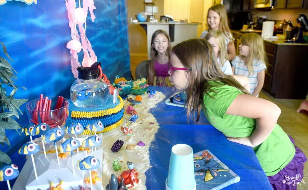 Finding Dory Birthday Party!