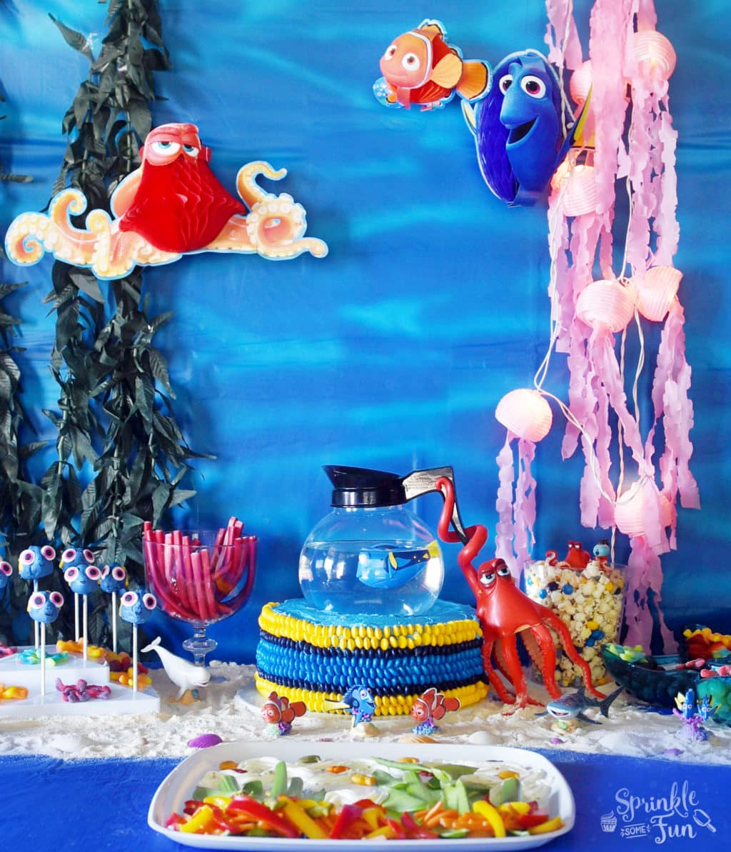Finding Dory Party Sprinkle Some Fun