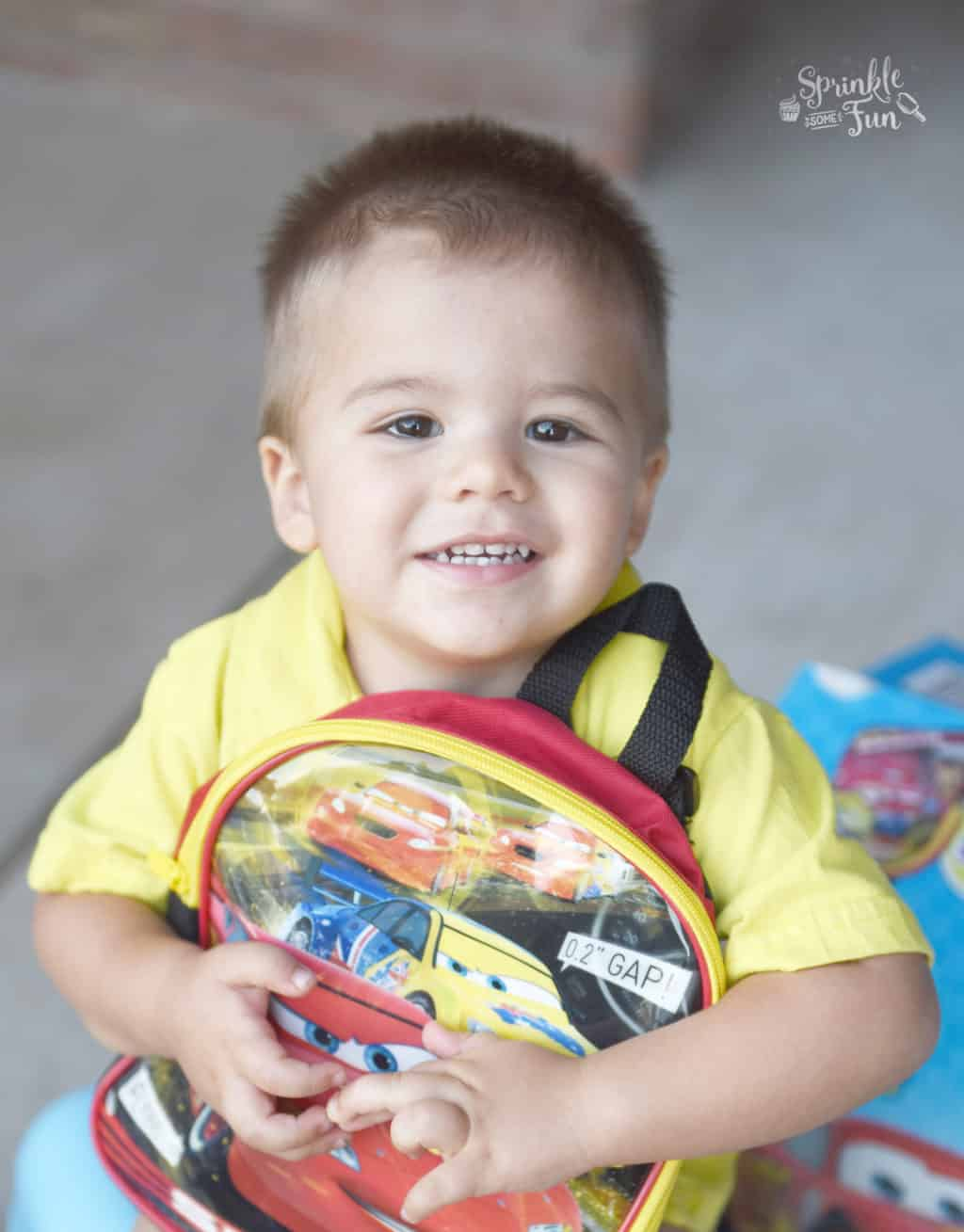 Potty Training Backpack List for toddlers!