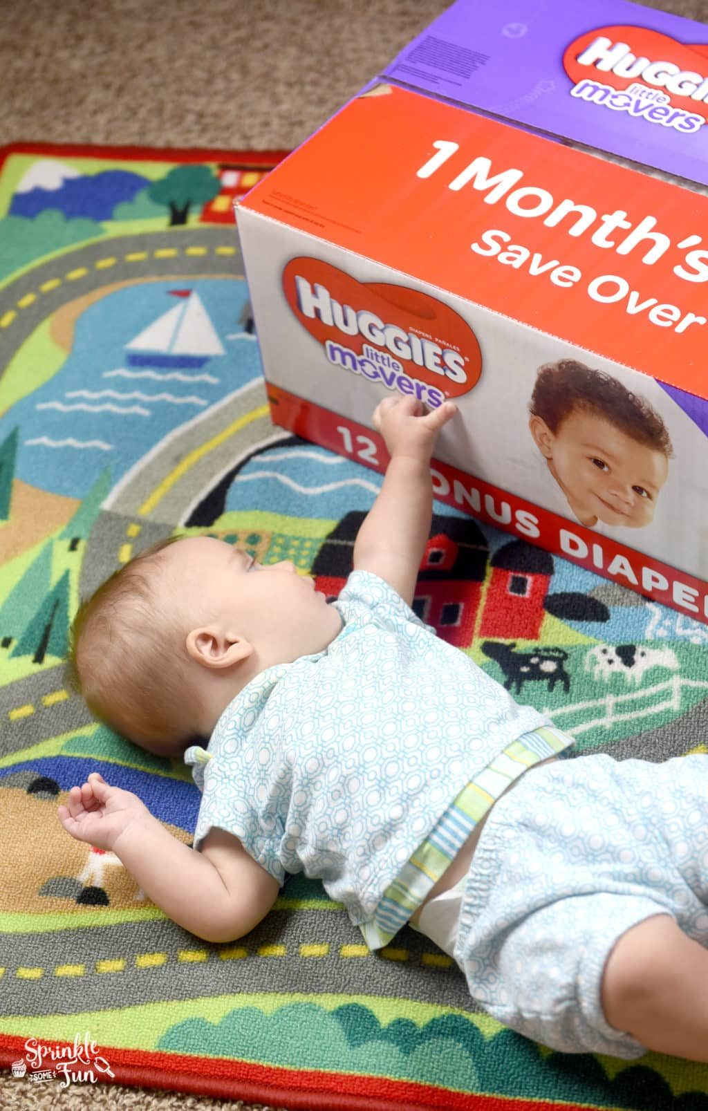 Tips for Changing Diapers 4 Little Mover