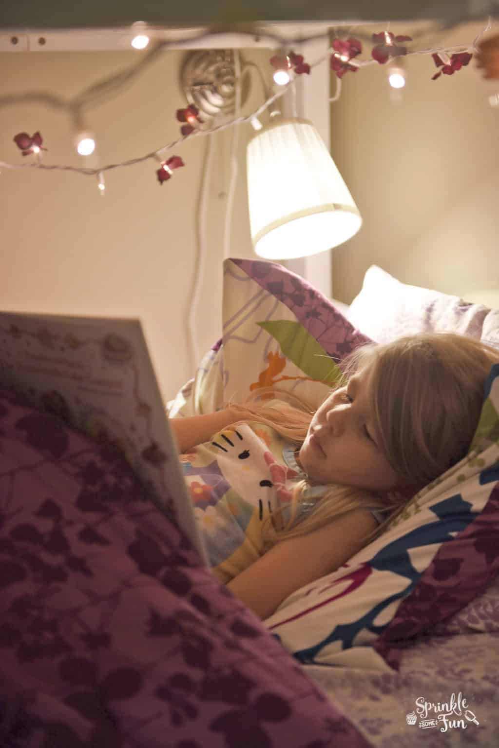 Reading Lamps For Bunk Beds Fun Library Trips Sprinkle Some Fun