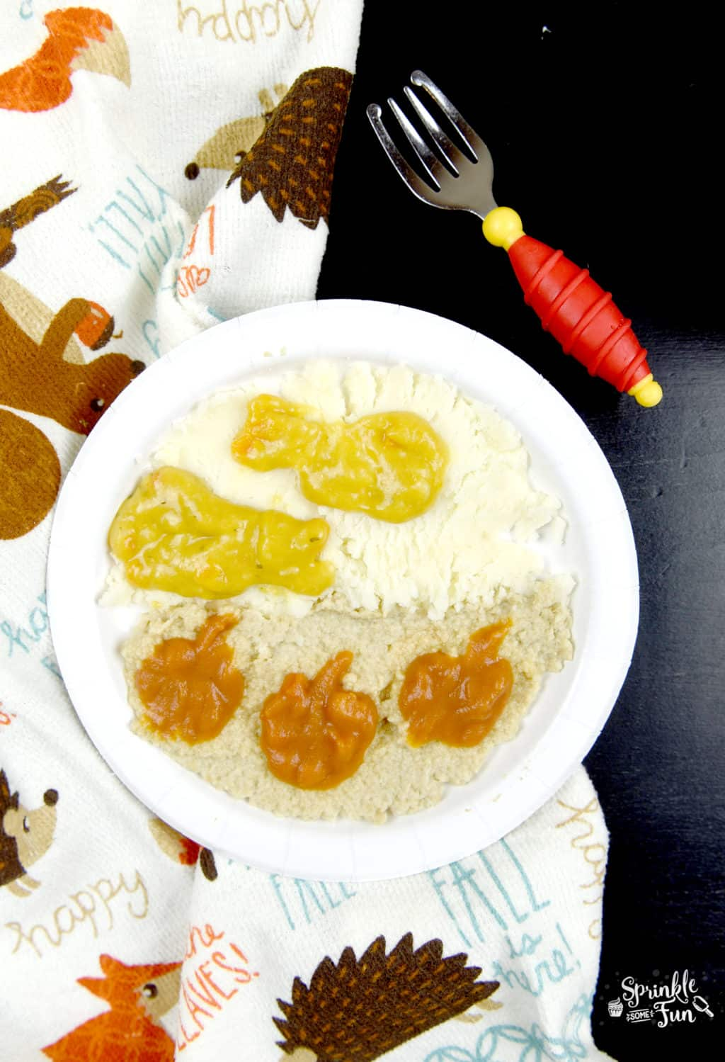 Babys first turkey dinner baby food recipes sprinkle some fun forumfinder Choice Image