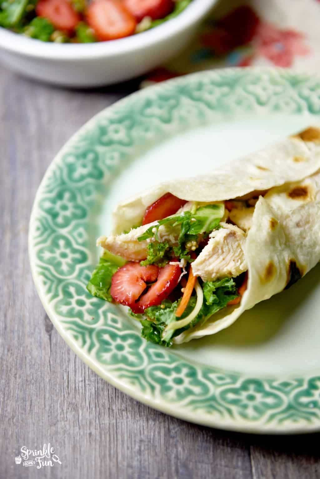 chicken-strawberry-harvest-wrap