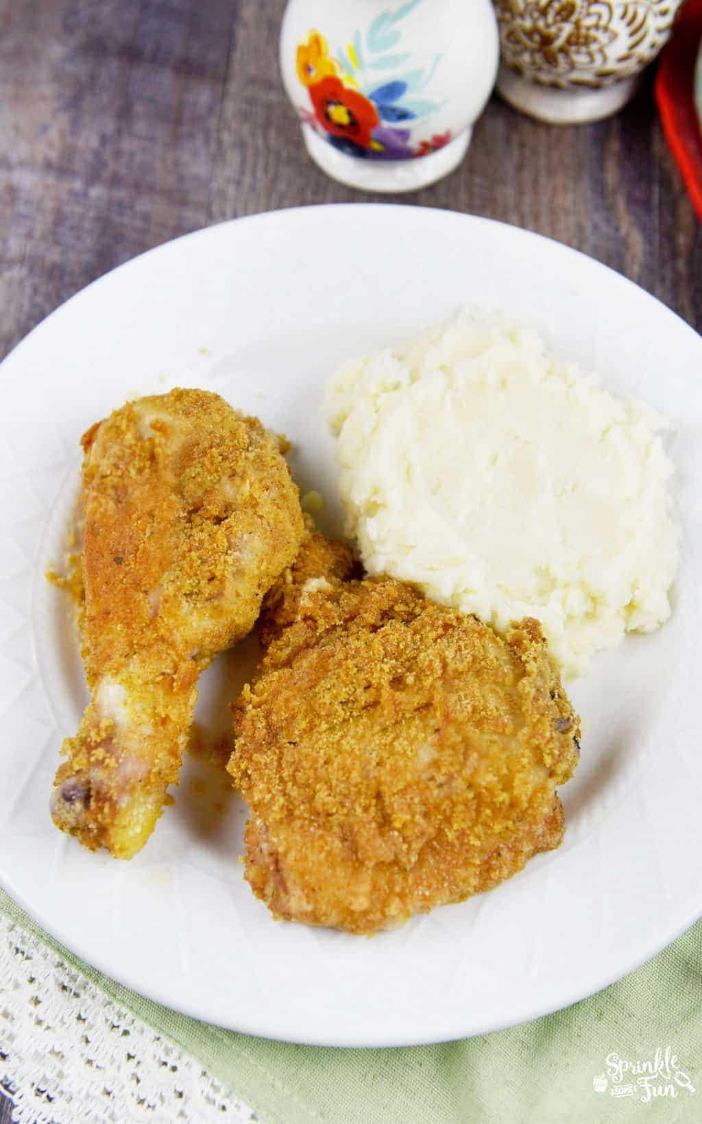 crispy-oven-fried-chicken