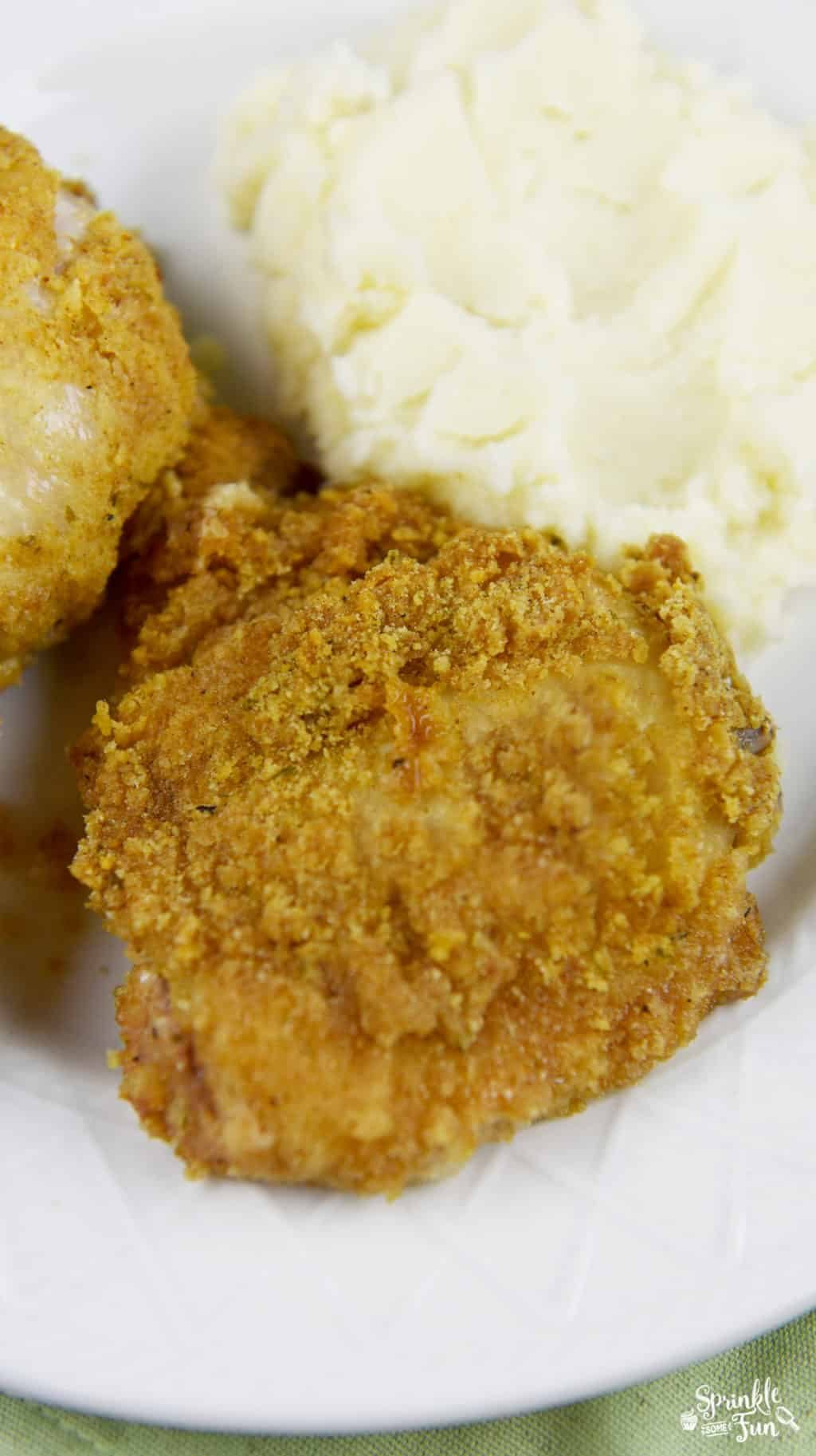 delicious-crispy-oven-fried-chicken