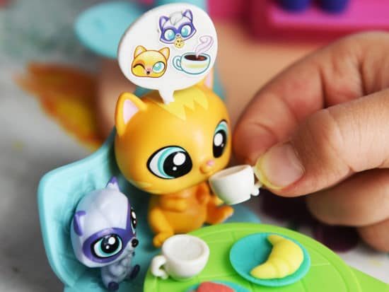 Homeschool Fun with Littlest Pet Shop