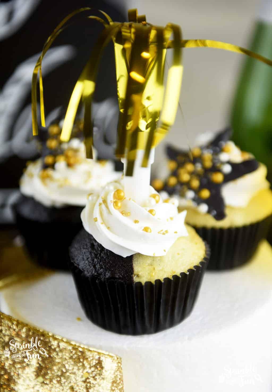 Tuxedo Cakes Recipes