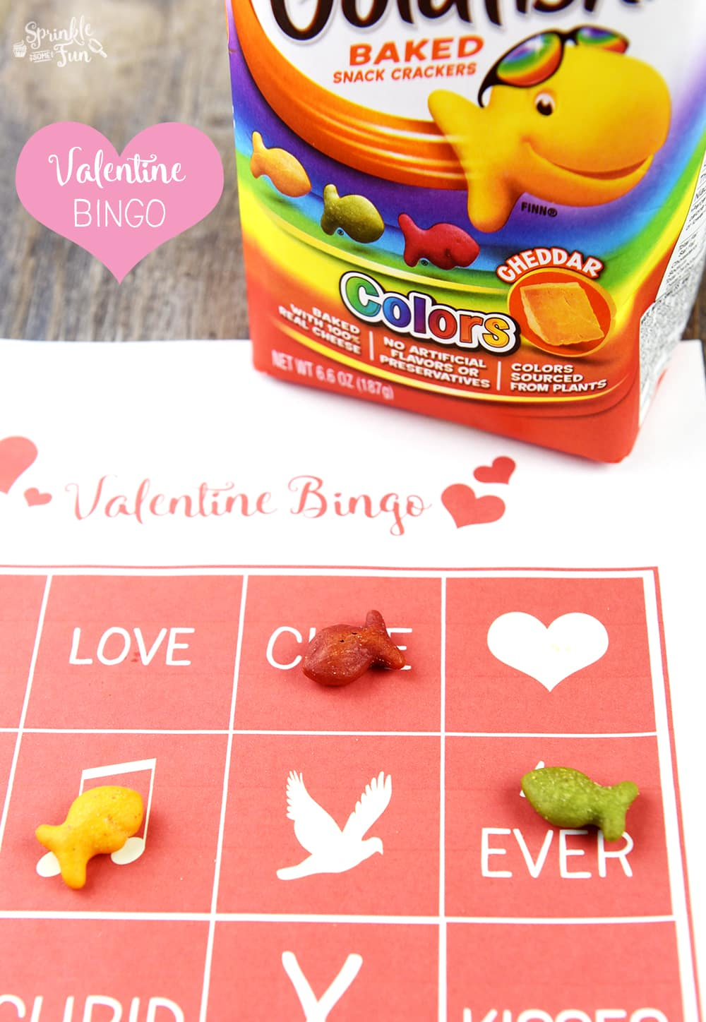 photograph about Free Printable Valentine Games for Adults named 4 Enjoyable Valentine Video games Printables ⋆ Sprinkle Some Enjoyable