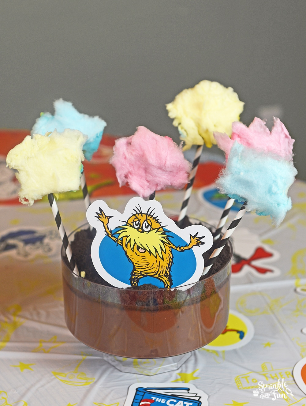 Dr Seuss Party Decorations Dr Seuss Birthday Party Sprinkle Some Fun