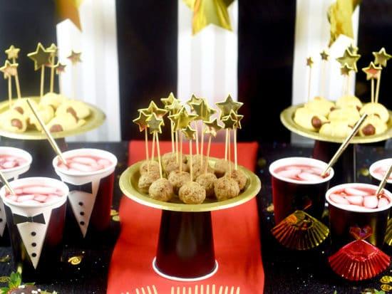 5 Easy Oscar Party Ideas
