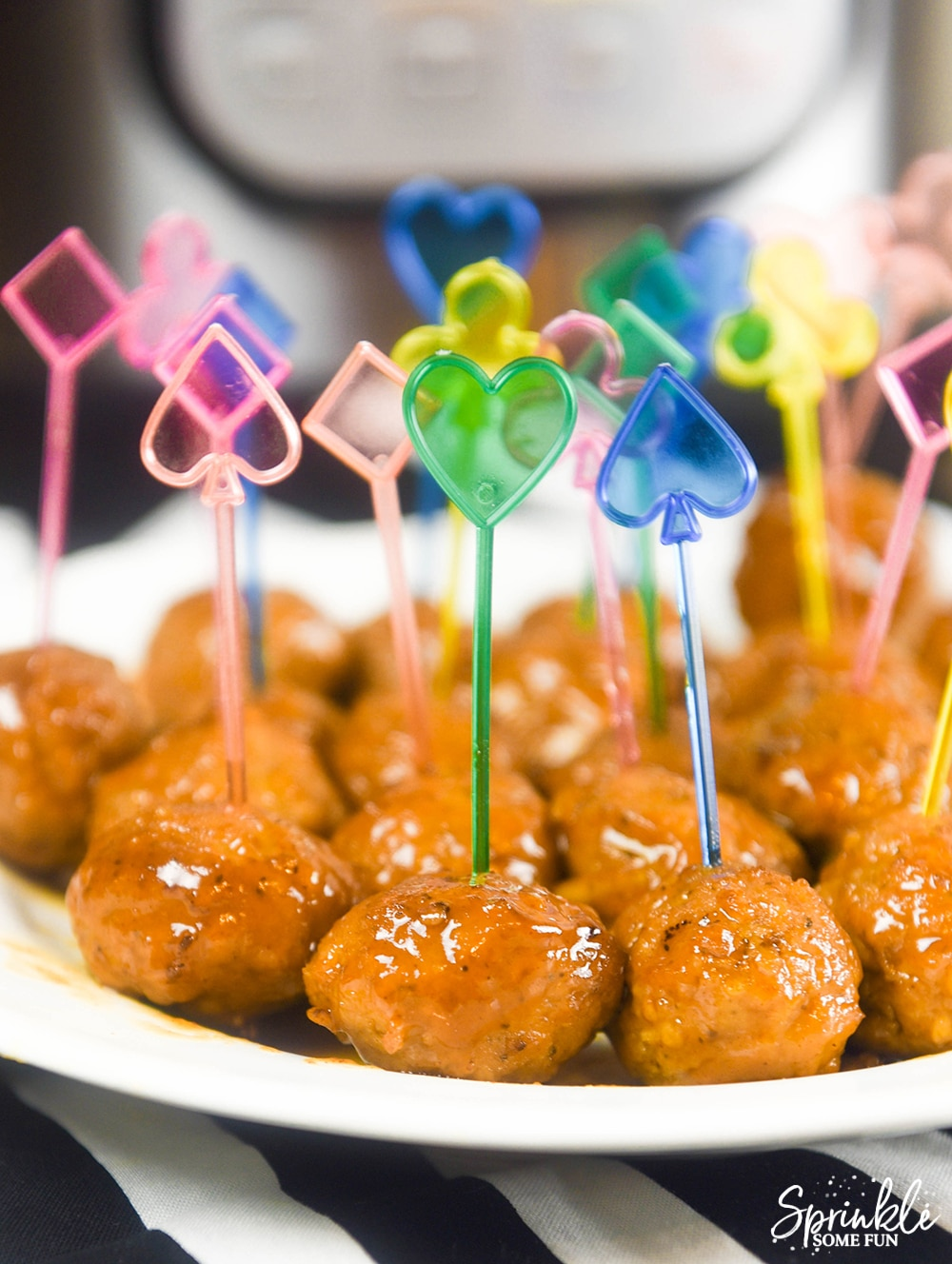how to make bbq meatballs on the stove