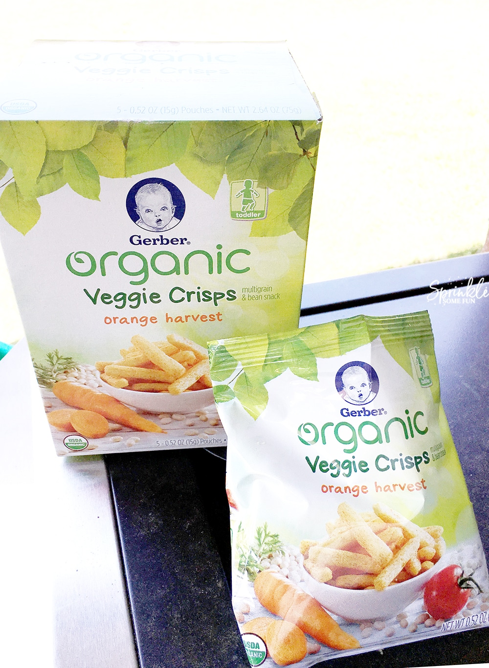 Organic Frozen Foods For Toddlers