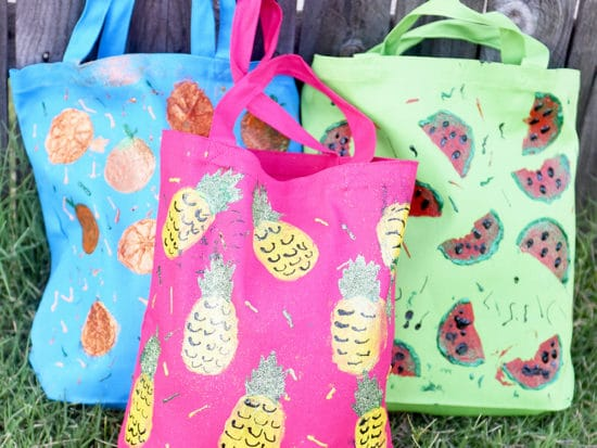 DIY Activity Bags for Back to School