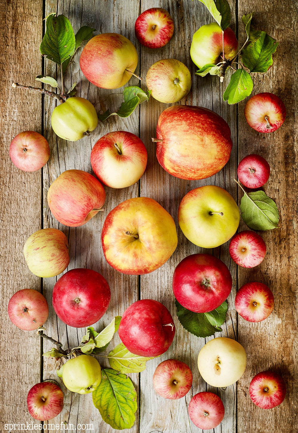 Apples for Apple Bread
