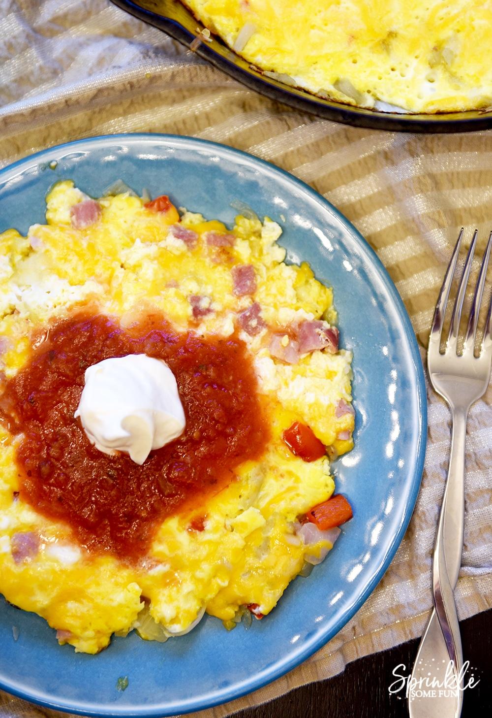 Breakfast Delight Skillet