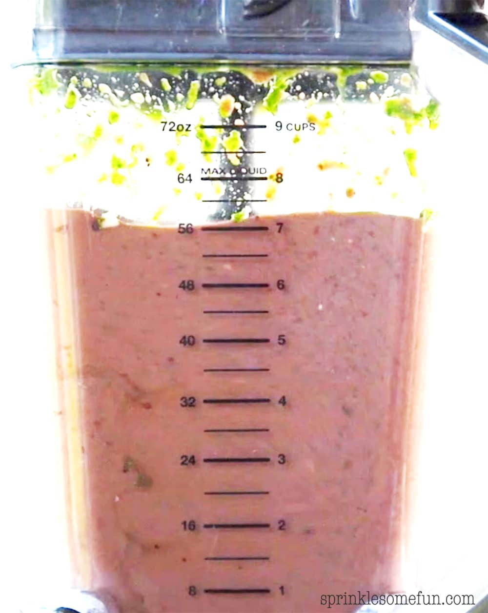Fruit and Veggie Smoothie