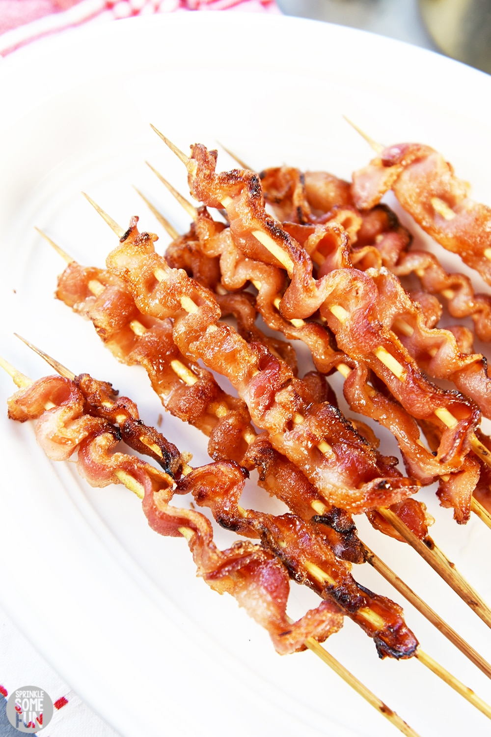 Bacon Skewers