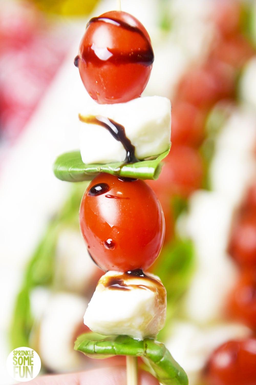 Caprese Salad Appetizer