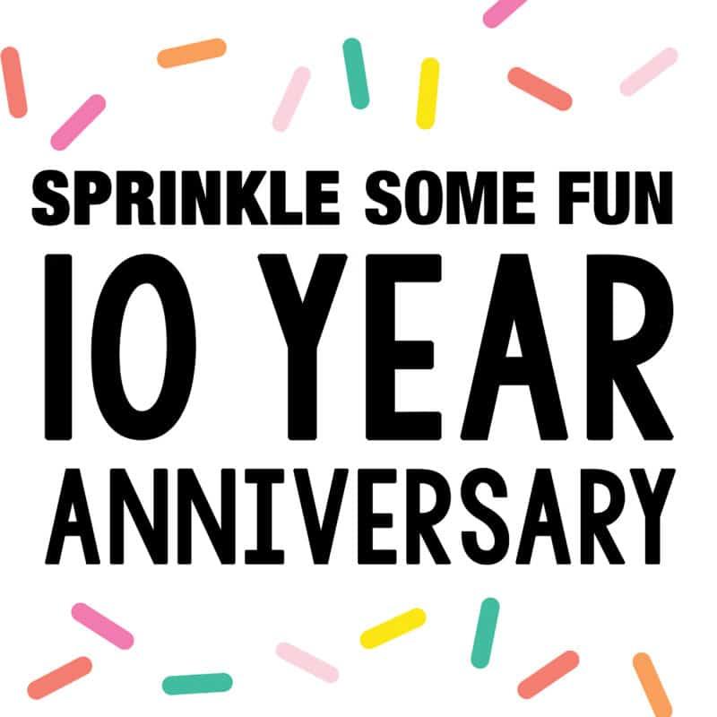 10 year blog