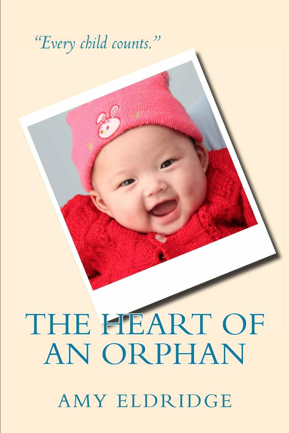 Picture of adopted baby for The Heart of an Orphan.